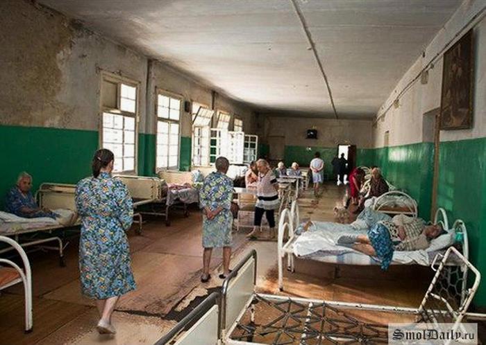 Какой поликлинике прикреплен