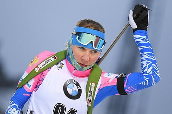 Российская биатлонистка пожаловалась назлых русских