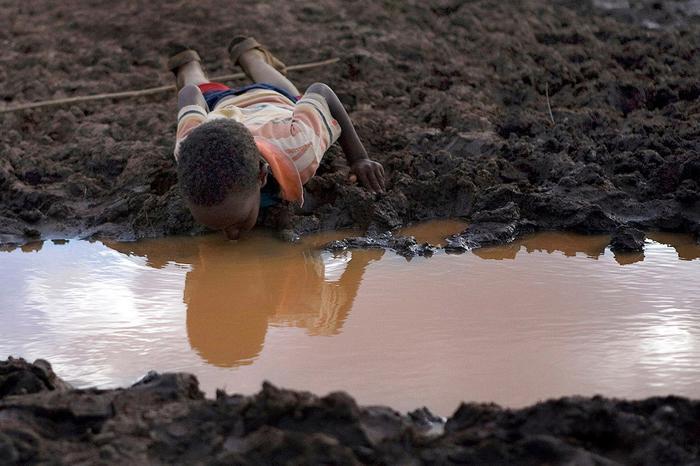 Когда мучает жажда