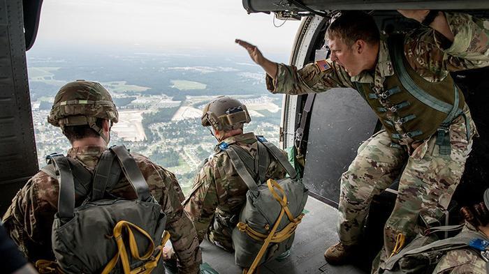Военнослужащие Сил специальных операций Армии США