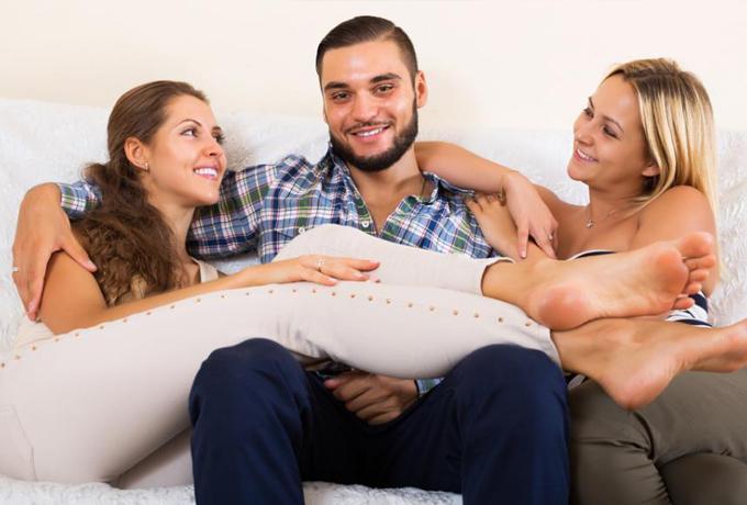Фото трахающейся с другими жены все