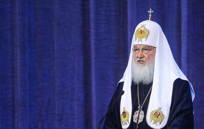Патриарх Московский и всея Руси Кирилл Михаил Метцель/ТАСС