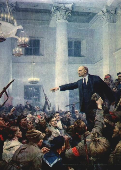 День рождения Владимира Ильича Ульянова (Ленина)