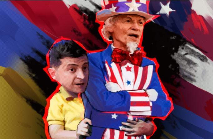 Американская военная помощь Киеву - это ненужный хлам и долги украинцев