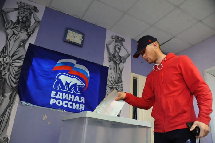 пытаются выжить все на выборы картинки единая россия то