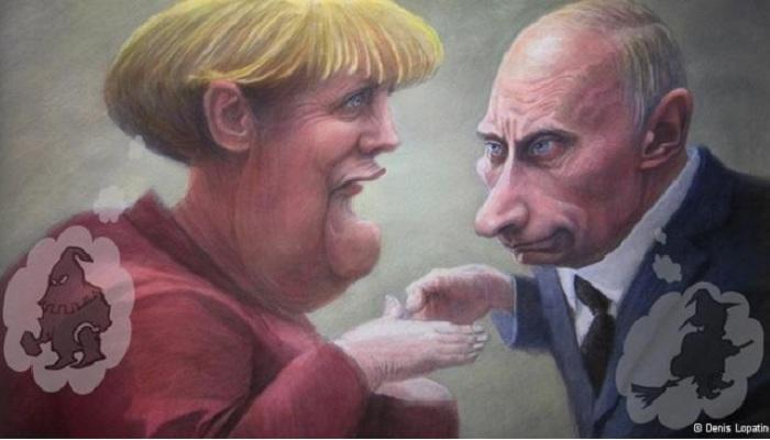 Карикатуры и шаржи от художника Дениса Лопатина
