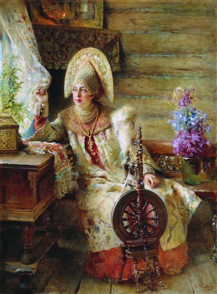 Почему Женщины на Руси Никогда Не Стриглись, фото № 3