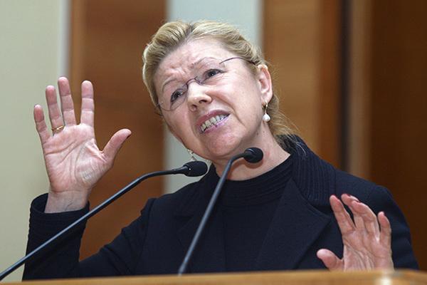 Екатерина Мизулина возложила вину за стрельбу в учебных заведениях на Моргенштерна