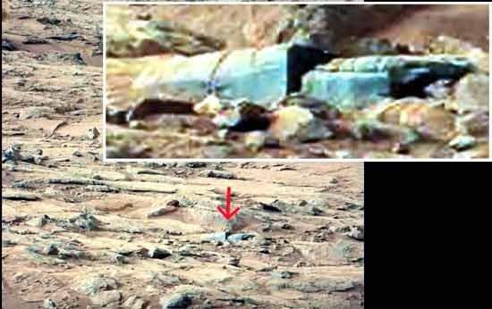Строения на марсе фото