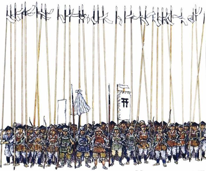 Почему самураи не пользовались щитами?