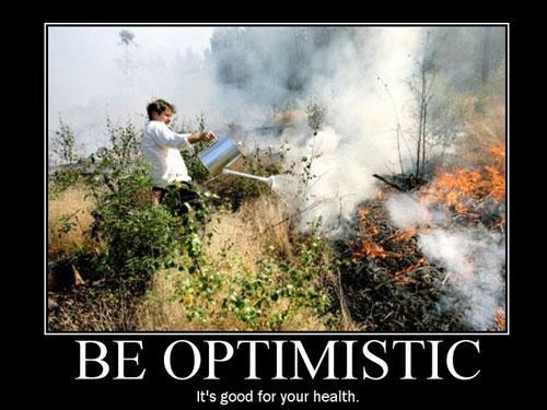 Быть оптимистом - полезно!