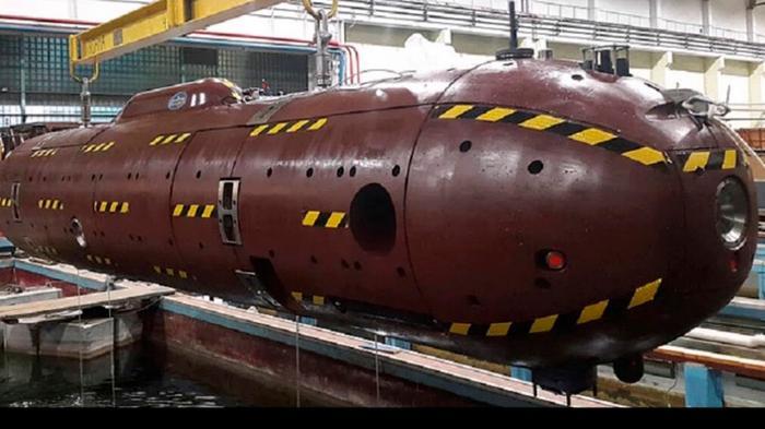 Атомная подлодка специального назначения «Белгород»