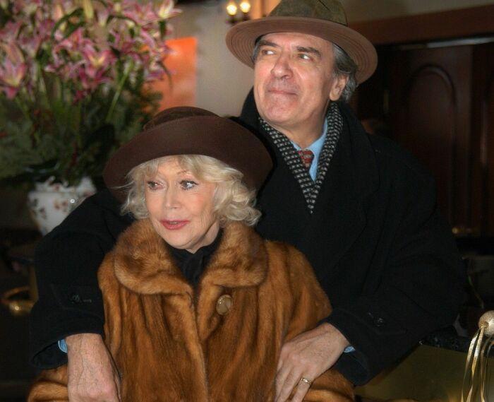 Светлана Немоляева и Александр Лазарев. / Фото: www.peoples.ru