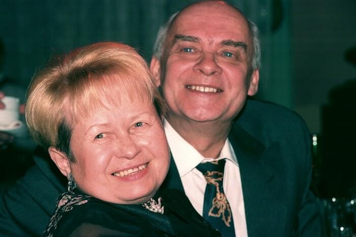 Александра Пахмутова и Николай Добронравов. / Фото: www.standard.rs