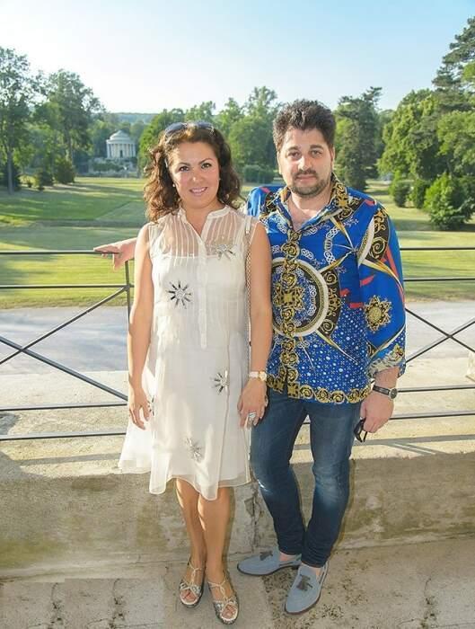 Анна Нетребко и Юсиф Эйвазов. / Фото: www.classicalmusicnews.ru