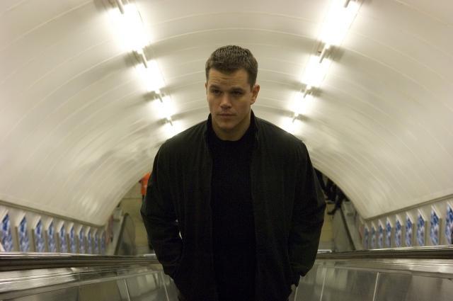 Джейсон Борн — главный герой серии книг и фильмов про бывшего агента ЦРУ