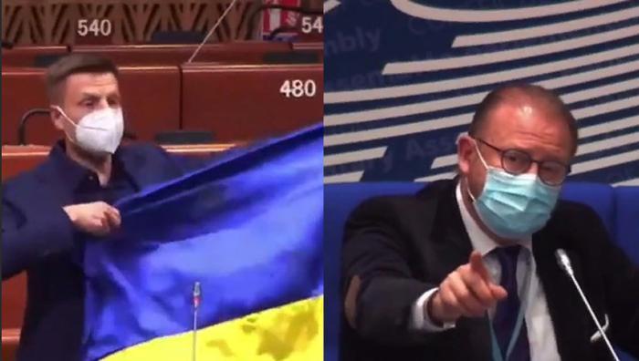 Украина зажигает
