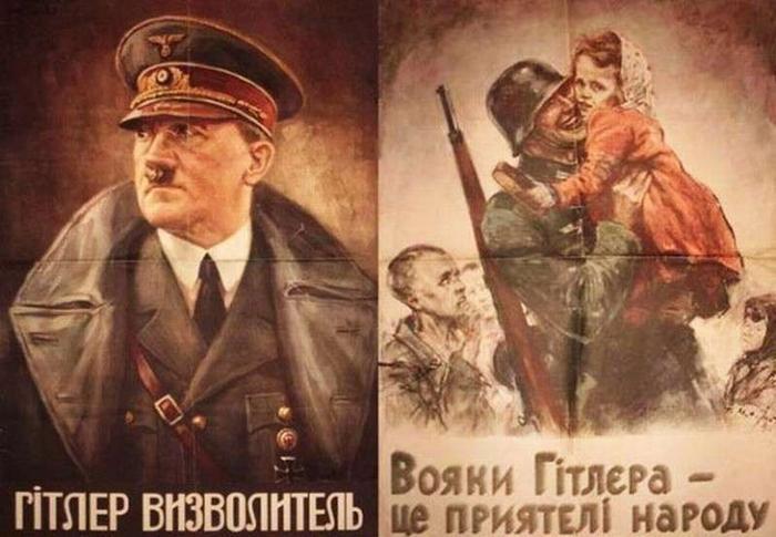 22 июня 1941 года европейцы перешли границу СССР, чтобы принести цивилизацию «ватникам и колорадам»