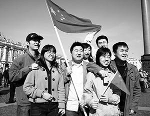 Китайские туристы - самые желанные для экономики страны