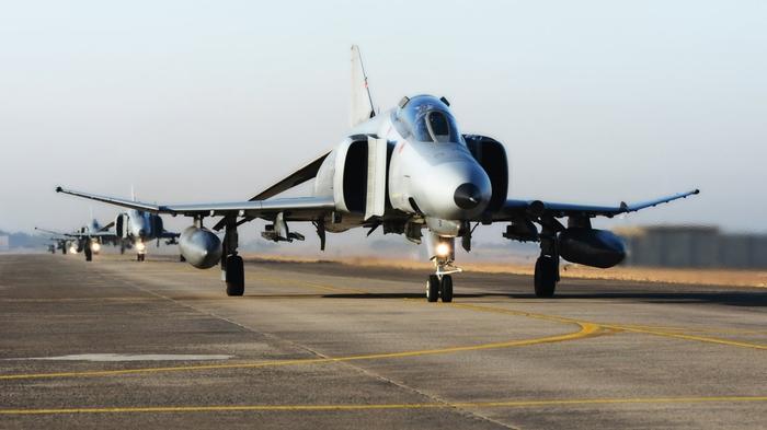 Истребители Южной Кореи открыли огонь по военному самолету РФ