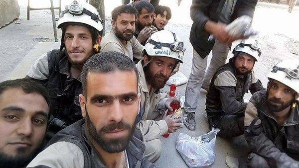 """""""Каски"""" снова говорят, это Асад виноват..."""