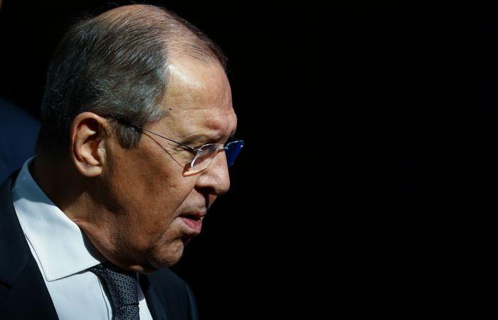 Лавров провел встречу с генсеком НАТО