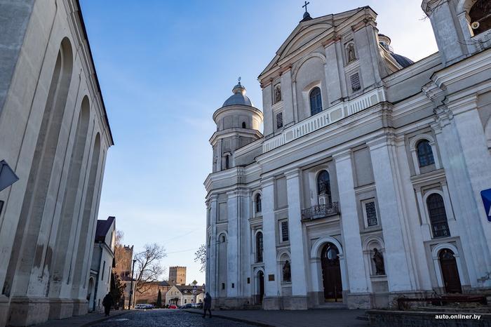 Исследуем интересные локации в Западной Украине