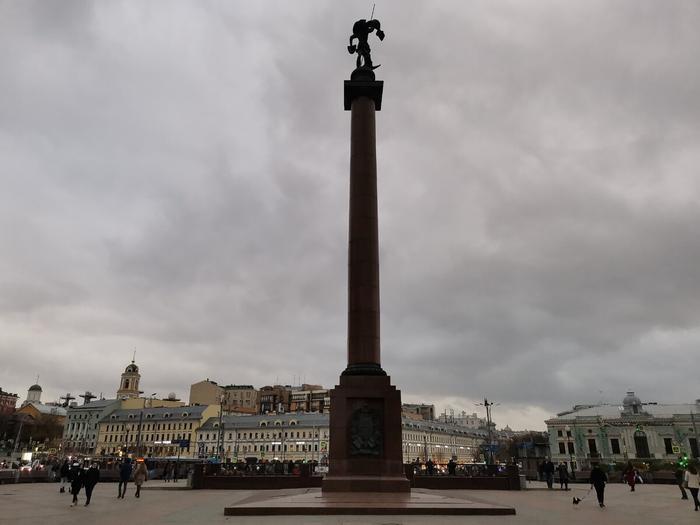 Памятник защитникам правопорядка