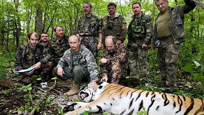 Код от Путина: Встань, когда с тобой говорит Человек. Кто сегодня Шерхан, кто Табаки, кто обезьяны