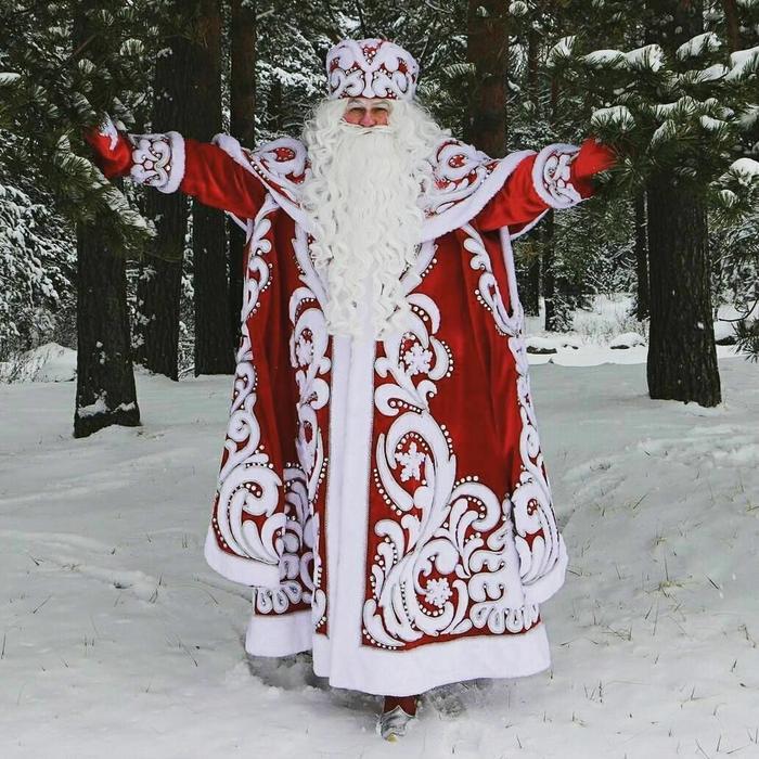 Бог Мороз. Из свободного источника на Яндекс-картинках