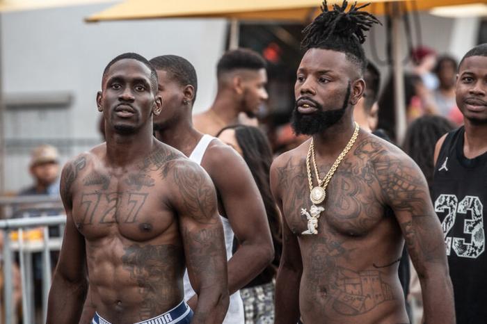 Какими были бы США без афроамериканцев