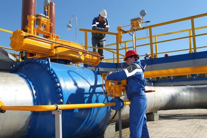 Поставки российского газа в Европу не прекращаются. Фото из интернета.