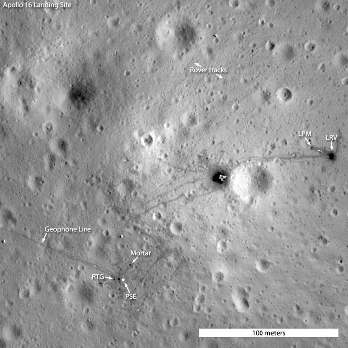 Национальная обсерватория США подставила НАСА со снимками Луны. Окончательно заврались!