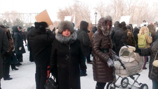 Пенсионерка Наталья Давыдова считает, что «существует грань, за которую нельзя переходить»