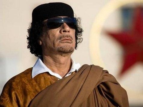 Полное обращение к НАТО от Муамара Каддафи