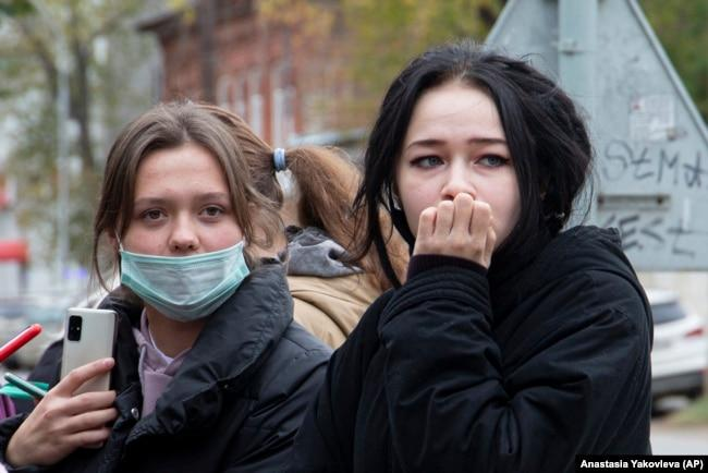 Студентки Пермского университета