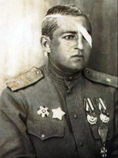 Иосиф Рапопорт во время войны. Фото из открытого доступа