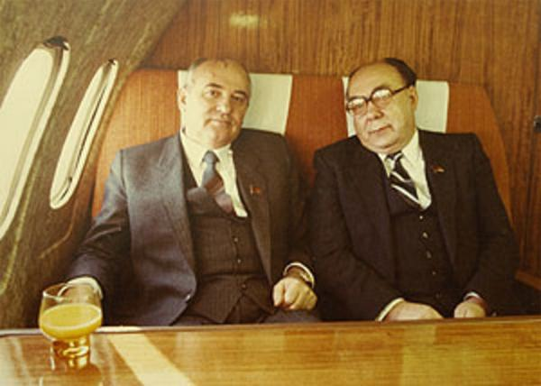 Михаил Горбачев, Александр Яковлев|Фото: