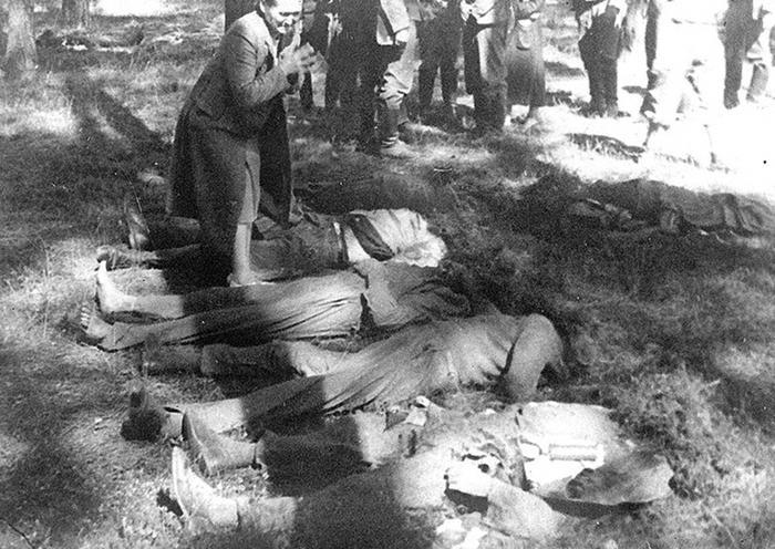 фото детей убитых немцами кредитного