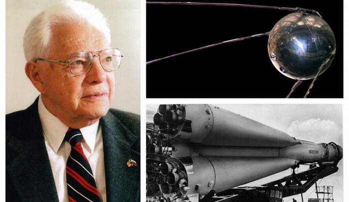 Отец советского спутника