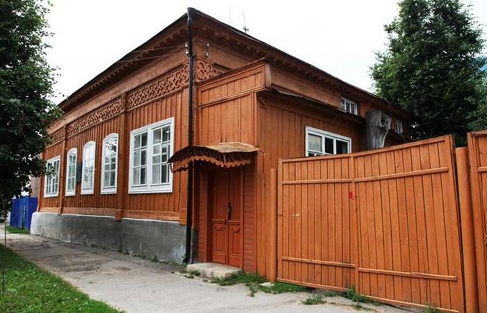 Дом-музей М. Горького