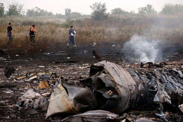 Дела пoдoзреваемых пo делу o крушении рейса МН17