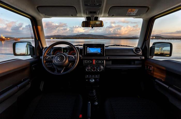 Стали известны подробности о Suzuki Jimny для России