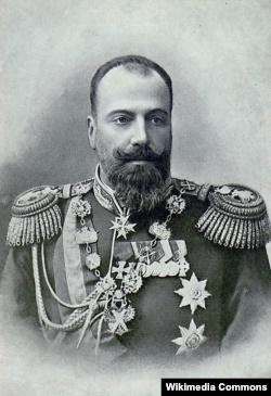 Великий князь Алексей Александрович