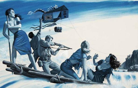 Истории про побеги из СССР были бы не менее интересны зрителю, чем бондиана. (фото из открытых источников)