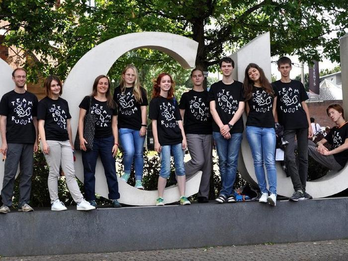 Юные лингвисты из России завоевали на Международной олимпиаде медали и грамоты. Юные лингвисты из России завоевали на Международной олимпиаде ме