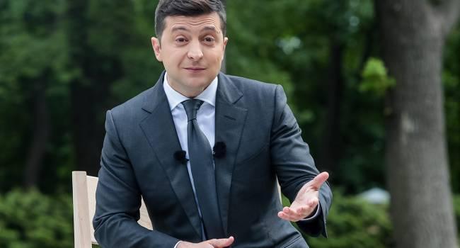 Зеленский: Я надеюсь, что после окончания моей президентской каденции украинцы будут мной гордиться, и я смогу спокойно ходить по улицам