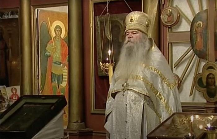 Иван Ефименко, он же  святой старец Иоанникий