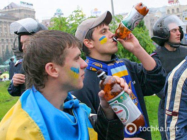 Пьянство алкоголизм на украине