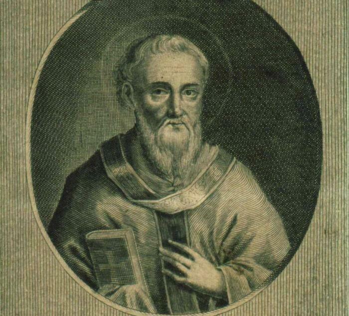 Блаженный Феофилакт Болгарский, архиепископ Охридский